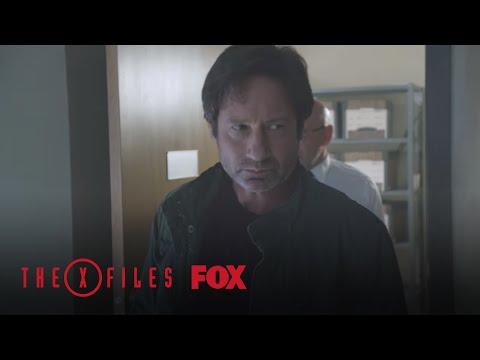The X-Files 1.01 (Clip 'Masquerade')