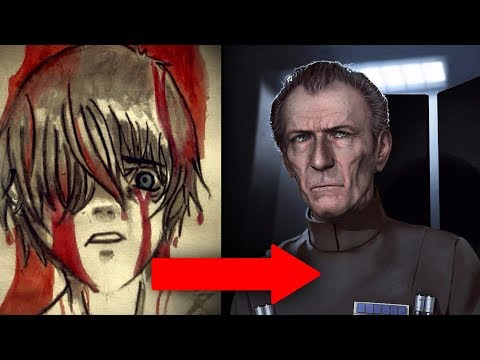 Tarkin's Harsh Childhood [Canon] - Star Wars Explained