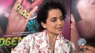 Kangana Ranaut Best Interview on controversy, Rajkummar, Ekta Kapoor |Judgemental Hai Kya| HrishiKay