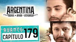 """Avance emitido el jueves 21 de noviembre de 2019 en eltrece, correspondiente al capítulo 179 de """"Argentina, tierra de amor y venganza""""."""