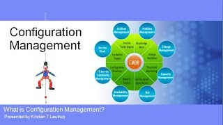 What Is Configuration Management and a CMDB