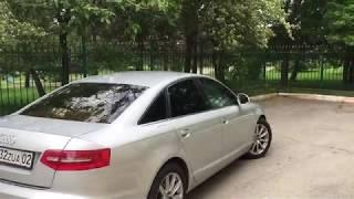 Audi a6 c6 2010 2.8 fsi полный досканальный обзор моего автомобиля! Какой двигатель самый надежный!