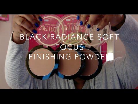 True Complexion Soft Focus Finishing Powder by black radiance #9