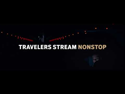 TRAVELERS STREAM NONSTOP