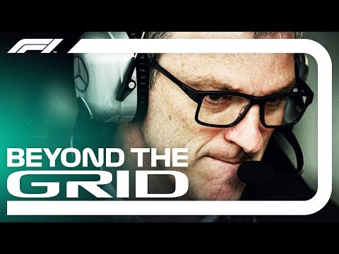 James Allison Interview | Beyond The Grid | Official F1 Podcast