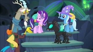 My Little Pony: FiM | Temporada 6 Capítulo 26 Part (2/4)|De Ida Y Vuelta  [Español Latino]
