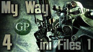 Modding Fallout 3 My Way - Pre Mod ini Files - 4