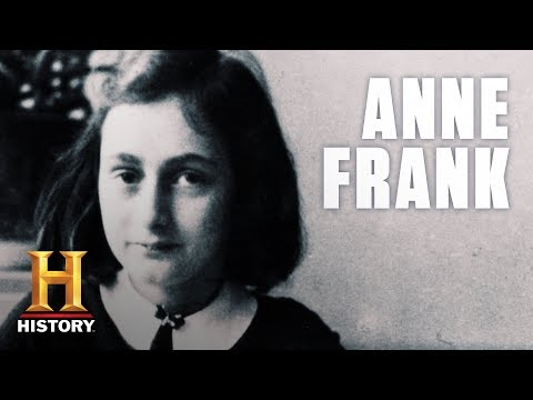 Who Was Anne Frank? | History