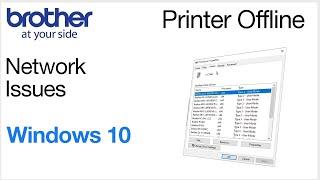 Fix Brother printer offline [3 methods]
