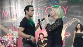 Olivia Newton-John Grease Duet with Jon Secada LIVE