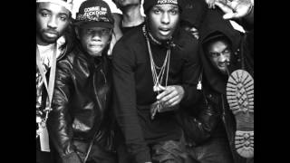 A$AP Mob - Thuggin' Noise Ft. Rocky (Prod by Silky Johnson) NEW 2012 LEAKED!!