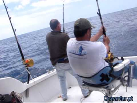 Big Game Fishing in Azores  Rabão