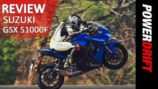 2016 Suzuki GSX S1000F : Review : PowerDrift
