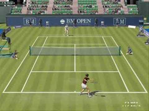 Dream Match Tennis Pro PC