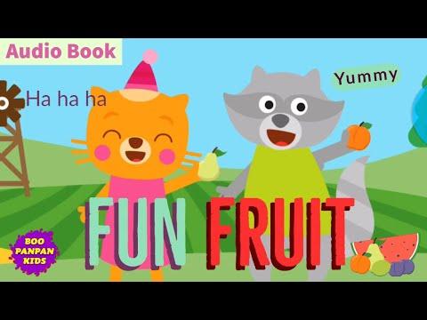 Fruit Fun (Yummy Yummy) Audiobooks Lingokids |Boopanpan Kids