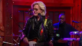 Daryl Hall & John Oates with Patrick Monahan of Train Philly Forget Me Not 04/03/18