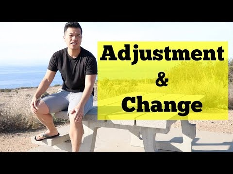 What is Adjustment Disorder and How to Deal with Change | Ask a Therapist