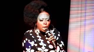 "ANGIE STONE PERFORMS ""RICH GIRL"" LIVE AT THE SAVOY FOR TACO TUESDAY"
