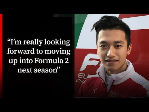 Exclusive interview with Guanyu Zhou, European Formula 3 Championship racer