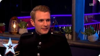 Stephen chats to BGT 2016 champion Richard | Grand Final Results | Britain's Got More Talent 2016