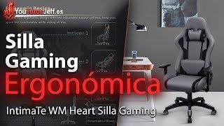 Silla Gaming Ergonómica Barata - IntimaTe WM Heart Silla Gaming Review Español