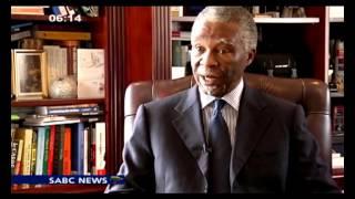 Mbeki Paid Tribute To His Predecessor