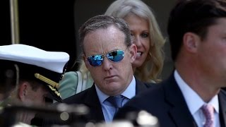 Source: Spicer upset he could not meet Pope