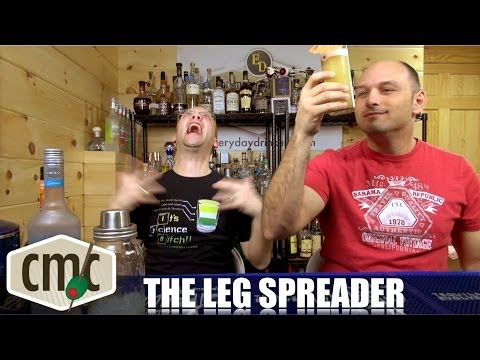The Leg Spreader Cocktail