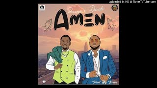 Pasuma Ft. Davido   Amen (Official Audio)