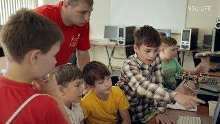 Летняя школа Высшего колледжа информатики НГУ-2018