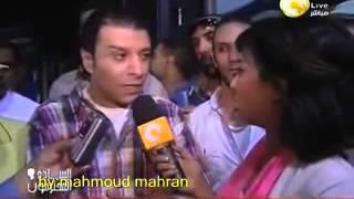 مصطفى كامل   الرئيس مرسى اختيار ربانى وانا ابنه