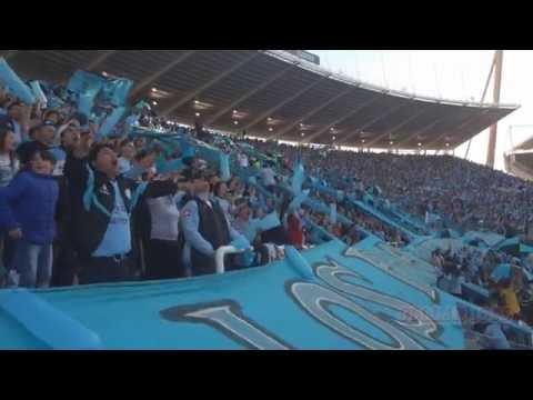 """FIESTA CELESTE vs AMARGURA MEXICANA..."" Barra: Los Piratas Celestes de Alberdi • Club: Belgrano"