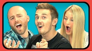 Gambar cover YouTubers React to Darude - Sandstorm