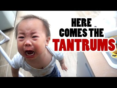 HERE COMES THE TANTRUMS