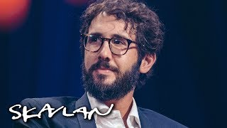 Josh Groban open about struggle with depression and anxiety  | SVT/TV 2/Skavlan