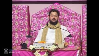 Acharya Sri Pundrik Goswami ji Geeta Pravachan