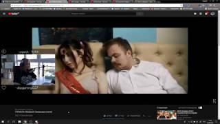 Ksyasha смотрит ГРЕМЕЛА СВАДЬБА (премьера клипа) / Кузьма / Реакция