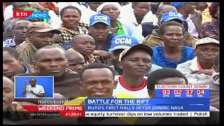Bomet Governor Isaac Ruto ignites the battle for the great rift as he lashes out at DP William Ruto
