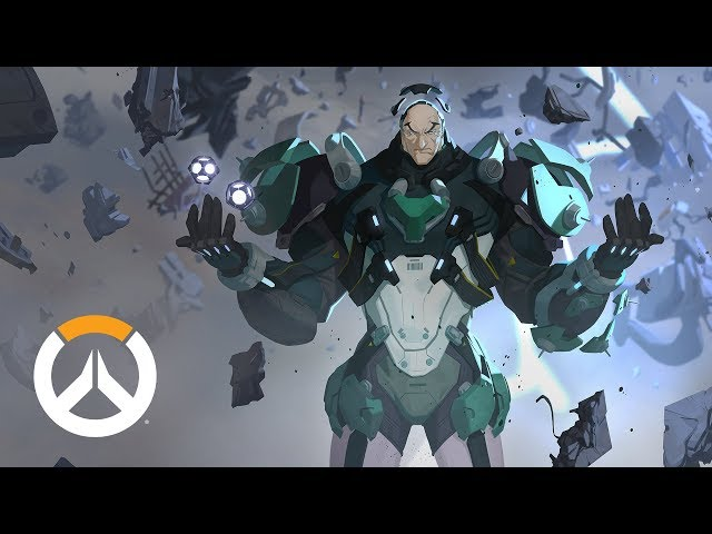 Overwatch's New Hero is a Gravity Warping Villain Named