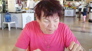 Ресторан Rixos и женщина из Казахстана Египет