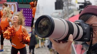 Canon 100-400mm F/4.5-5.6L IS II USM Hands-on Review