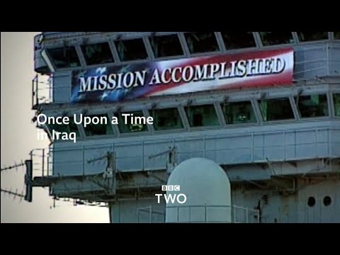 """Once Upon a Time in Iraq """"Trailer"""""""