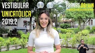 Vestibular 2019.2 UNICATÓLICA