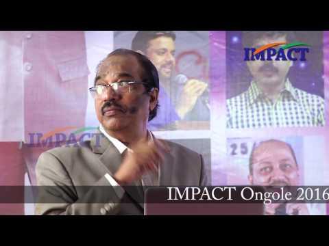 Attitude |BV Pattabhiram | TELUGU IMPACT Ongole 2016