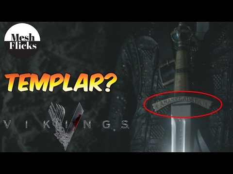 Vikings Season 4 | New Character | Knights Templar?
