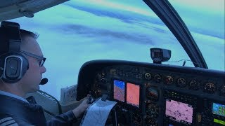 ILS/LOC RWY 30 - Low IFR Departure & Full Approach to Minimums