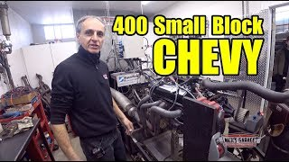 Small Block Chevy 400 MAXED on the Dyno - Velocity Stack Tested