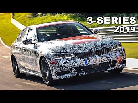 2019 BMW 3-Series Preview @Nurburgring