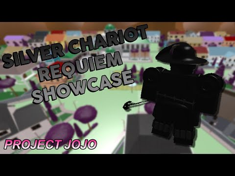 Roblox Project Jojo Echoes Showcase! | LUCCA TUBE