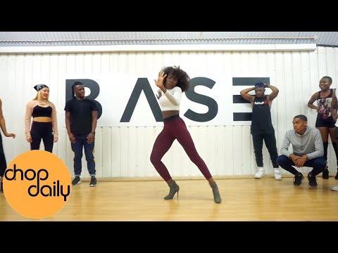 Aya Nakamura Ft Afro B Dja Dja Afro In Heels Dance Video Patience J Choreography Chop Daily